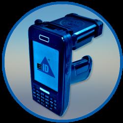 Handheld Barcode RFID