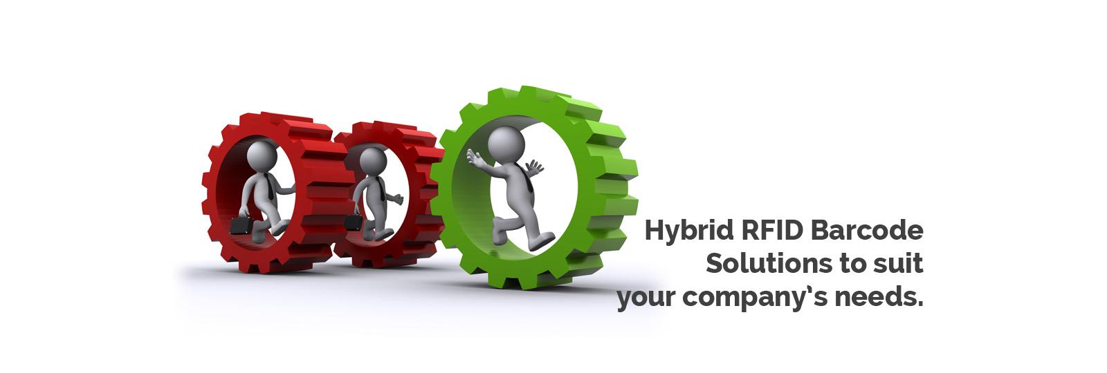 Hybrid RFID Barcode Solutions - Element ID